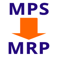 MPS-to-MRP