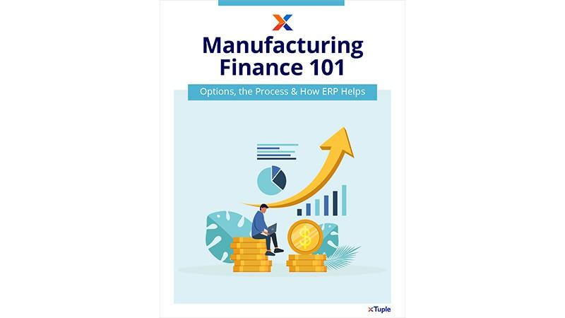 Manufacturing Finance 101
